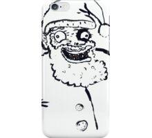 Ugly Santa 4 iPhone Case/Skin
