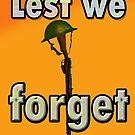 LEST WE FORGET PR&gt; by Jon de Graaff