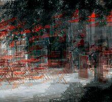 Ruby Latte by Galen  Bullington