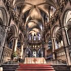 Canterbury cathedral - Interior 1 by Ian Hufton