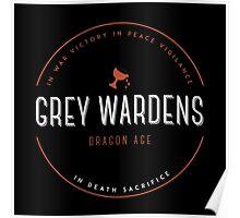 Grey Wardens -  Dragon Age Poster