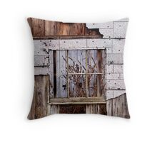 Prairie Restoration Throw Pillow