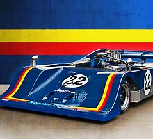 1974 Can-Am Sting GW1 by Stuart Row