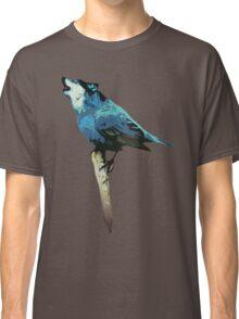 Word - Wolf-Bird Classic T-Shirt