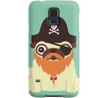 Pug in a crew Samsung Galaxy Case/Skin