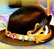 ...wherever I lay my hat by ©The Creative  Minds