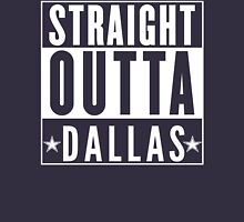 Straight Outta Dallas Womens Fitted T-Shirt