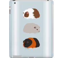 Guinea Pig Trio iPad Case/Skin