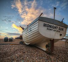 Midnight Sun by Michael Baldwin