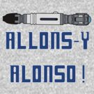 ALLONS-Y ALONSO ! by superedu