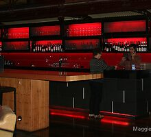 The Red Bar... by Maggie Hegarty  by Shot in the Heart of Melbourne, 2013