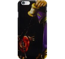 And The Joker Strings Along the Heart of The Fool iPhone Case/Skin