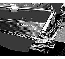 Bel Air Bumper Photographic Print