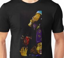 And The Joker Strings Along the Heart of The Fool Unisex T-Shirt