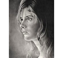 Girl Portrait Photographic Print