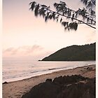 Ella Bay at Sunset - Far North Queensland by RichardCurzon