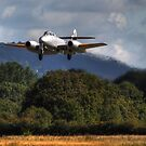 Gloster Meteor on Finals (HDR) by Shane Ransom