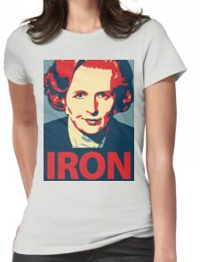 IRON LADY Womens Fitted T-Shirt