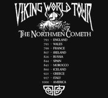 Viking World Tour by satansbrand
