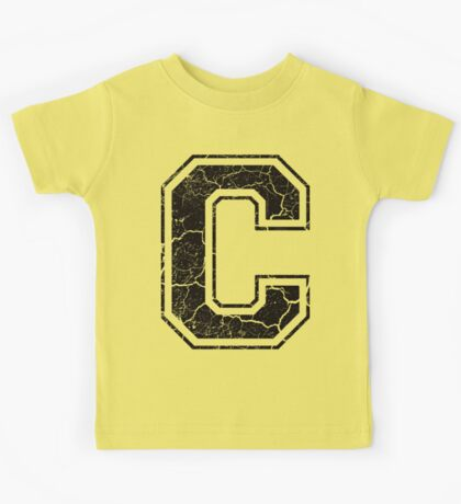 C - the Letter Kids Tee