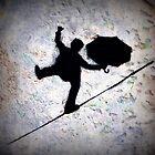 Graffiti Balancing Act by VintagePT