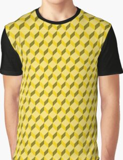 staircase pattern Graphic T-Shirt