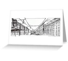 Lost in Translation - Milano Greeting Card