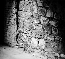 Brick & Stone Wall by ishootiso640