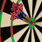 Dart board by flashcompact