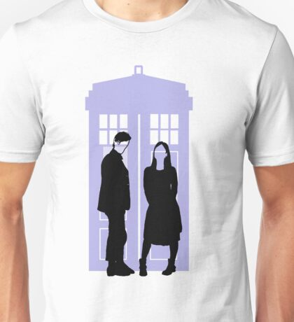 Eleven and Oswin Unisex T-Shirt