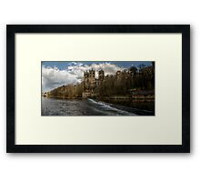 Cathedral And Wear Framed Print