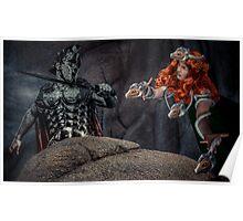 Medusa's Revenge Poster