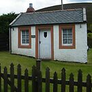 Cottage in Wanlockhead, Scotland by ElsT