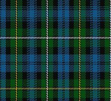 01874 Campbell of Argyll #2 Clan/Family Tartan Fabric Print Iphone Case by Detnecs2013