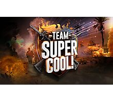 Team Super Cool Photographic Print