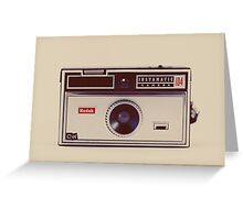 Instamatic Greeting Card