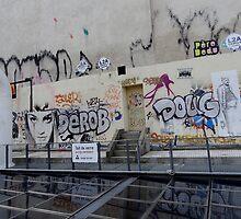 Street Art in Paris. by ChloeLouise