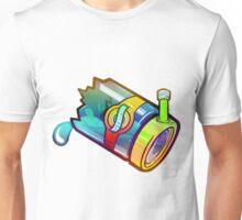Smashed Bong. Unisex T-Shirt