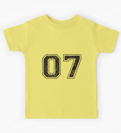 07 - the Number Kids Tee
