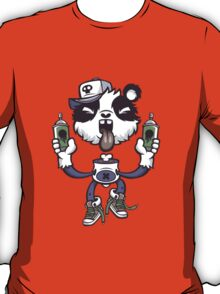 Graffiti Panda. T-Shirt