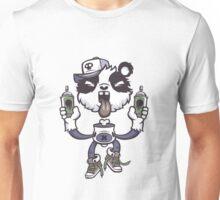 Graffiti Panda. Unisex T-Shirt