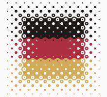 Flag of Germany / Deutschlandflagge by MrFaulbaum