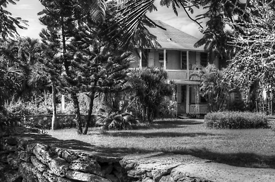 Old Plantation Style Property in Eastern Nassau, The Bahamas by 242Digital