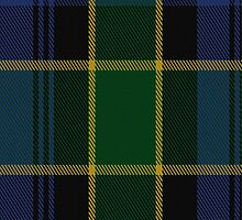 01876 Campbell of Breadalbane #2 Clan/Family Tartan Fabric Print Iphone Case by Detnecs2013