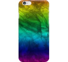 Marble Fade Color iPhone Case/Skin