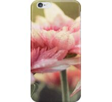 No matter the shadows, your presence is like sunlight on my face. iPhone Case/Skin
