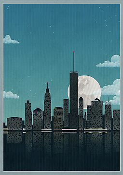 New York City by Wyattdesign