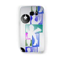 Title Archer (striped) Samsung Galaxy Case/Skin