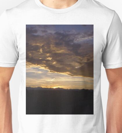 ~rocky mountain sunset~ Unisex T-Shirt
