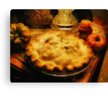 Harvest Table Canvas Print